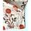 Thumbnail: Bandana - Cream Mughal Hand Block Printed Cotton / Headband