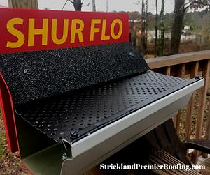 Premier Roofing Co_Shur Flo Gutter Guard