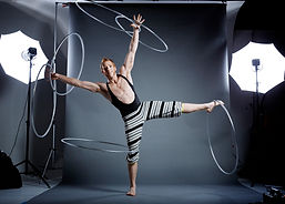 hula hoop circles Daniel Sullivan
