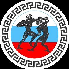 Новый логотип федерации панкратиона России