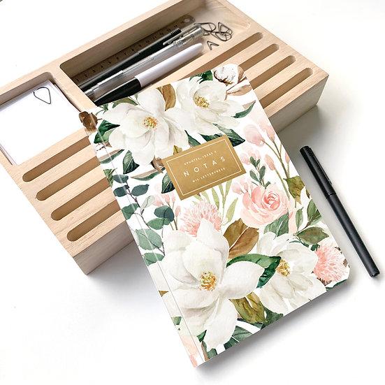 Cuaderno Rayado Magnolia A5