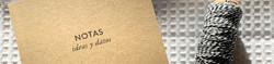 019 Cuaderno Kraft Notas Ideas y Datos 0