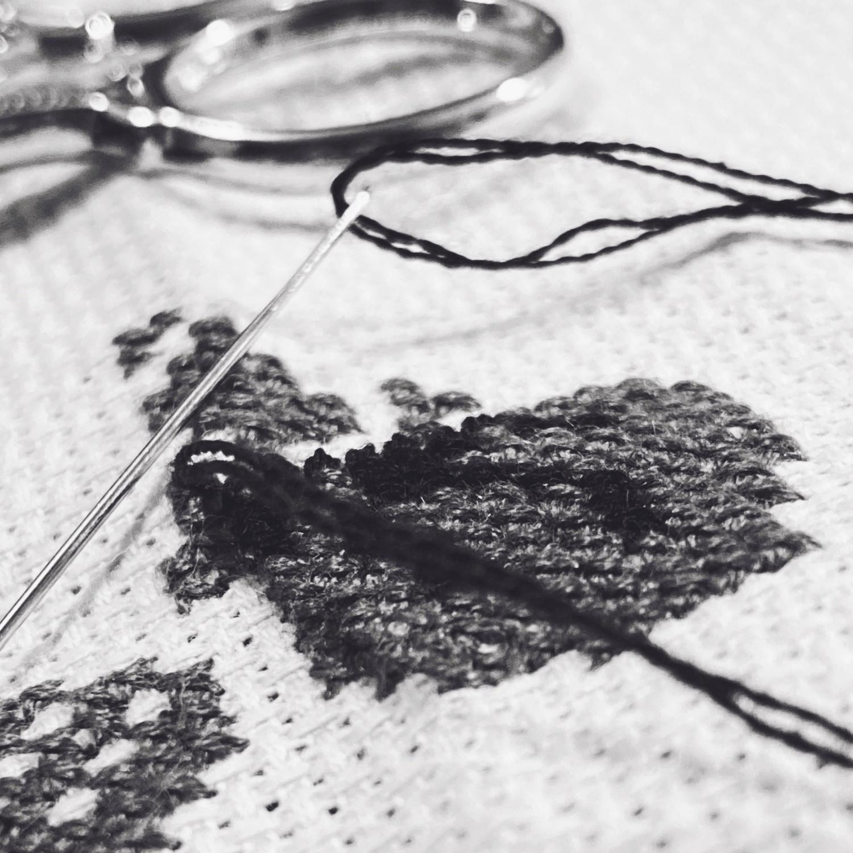 Cross Stitch 101