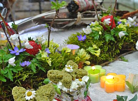 Frühlingstagundnachtgleiche - Perfekte Harmonie, gibt´s im Leben fast nie!?