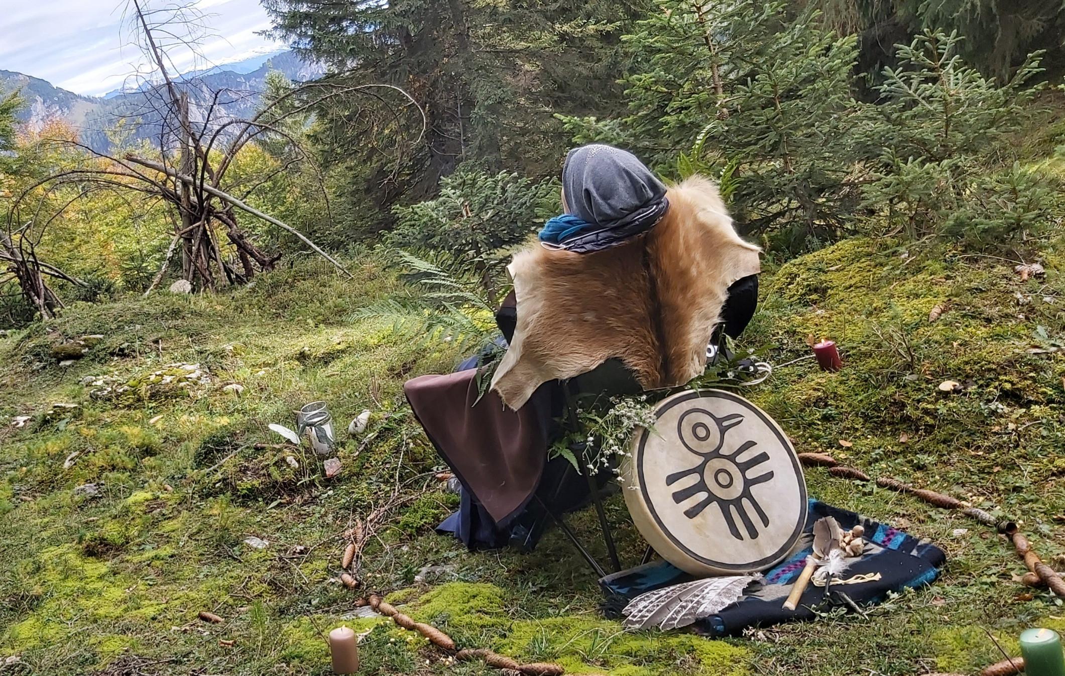 Schamanische Ritualarbeit