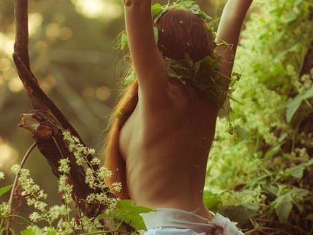 DU BIST NICHT ZU VIEL, DU BIST GENUG mein wunderbares, wildes Wesen!