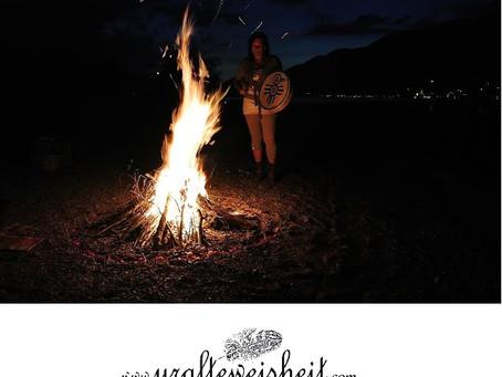 Sommer ❀ Sonnenwende - Feiern, Lieben, Lachen, Feuer entfachen!