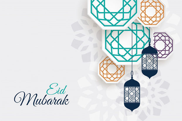 eid-festival-decorative-lamps-with-islam