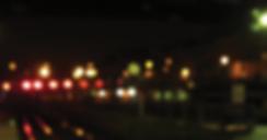 Des lumières dans la nuit