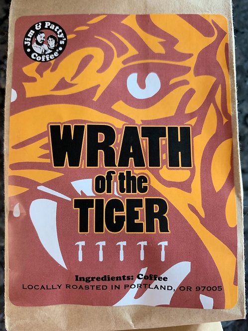 Wrath of the Tiger