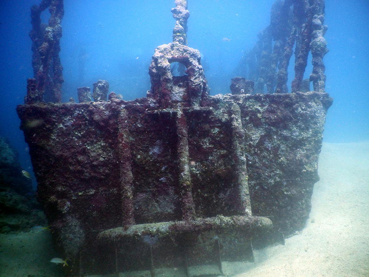 barco hundido 1