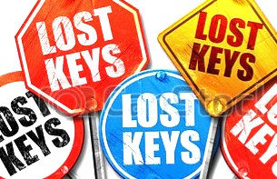 Lost keys? Don't Panic Call The Locksmith!!!