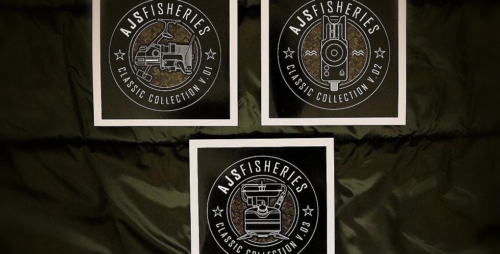 AJS Stickers