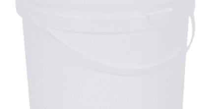 AJS Bucket White