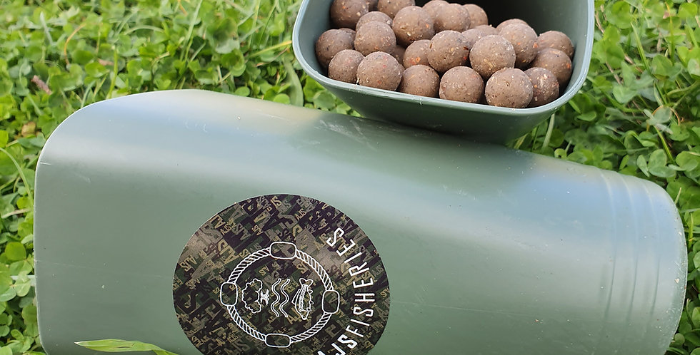 Feed Boilies - The Grower