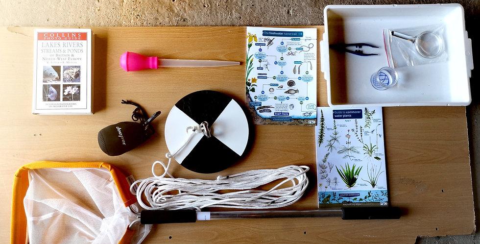Fishery Survey Kit