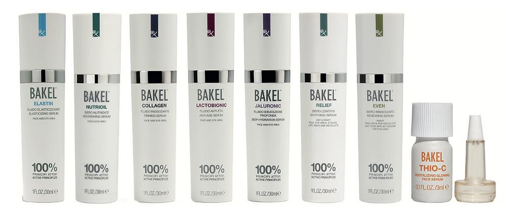 Línea completa de productos Bakel