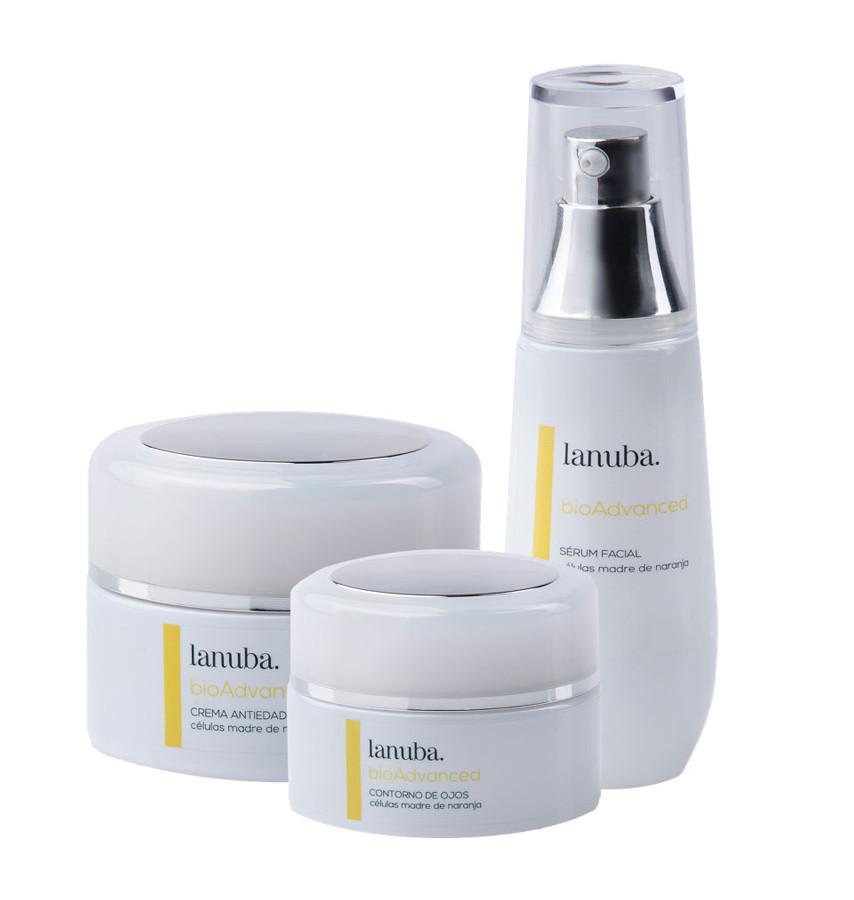 Los nuevos tres productos faciales de Lanuba