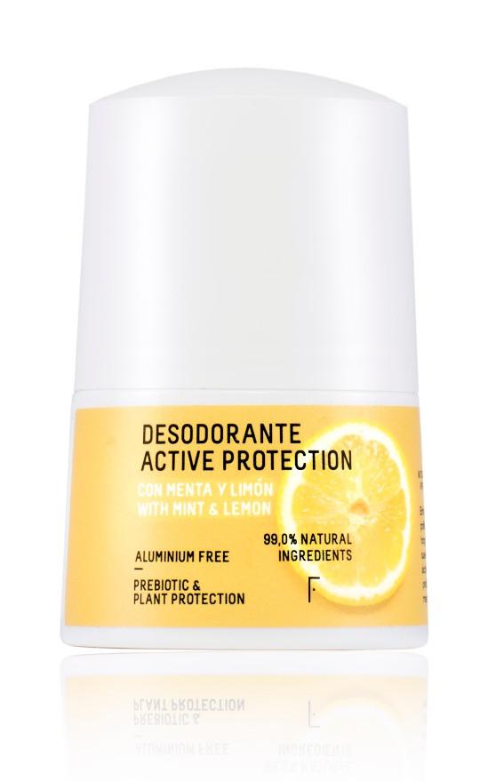Desodorante Active Protection, de Freshly Cosmetics