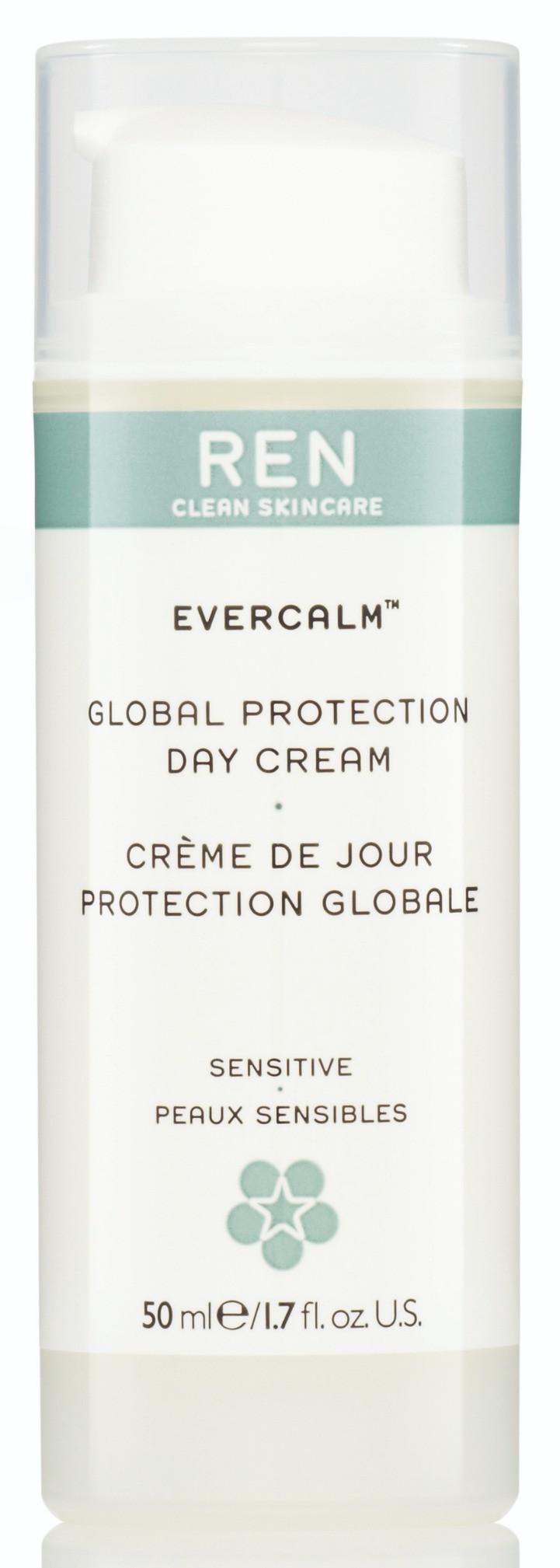 Global Protection Day Cream de Ren