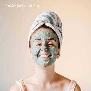 ¿Cómo cuidar la piel del rostro durante la cuarentena?