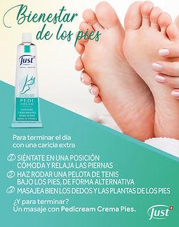 Pedicream Crema Pies – Just Iberia.jfif