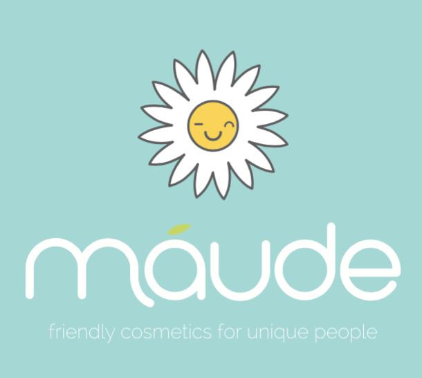 Maude Cosmetics logo