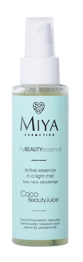 Bruma de coco de Miya Cosmetics