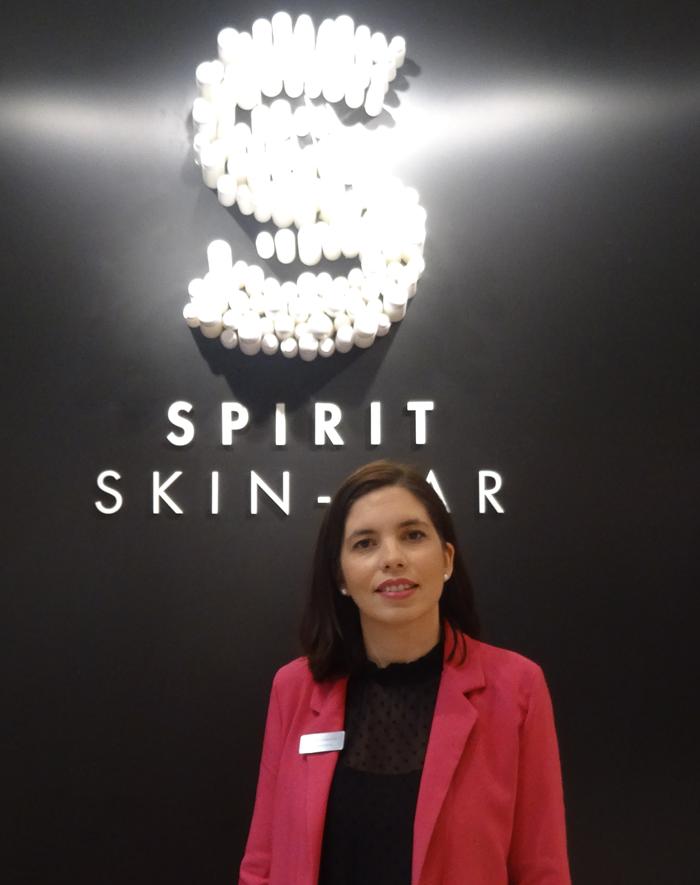 Spirit Skin Bar, Laura Granados