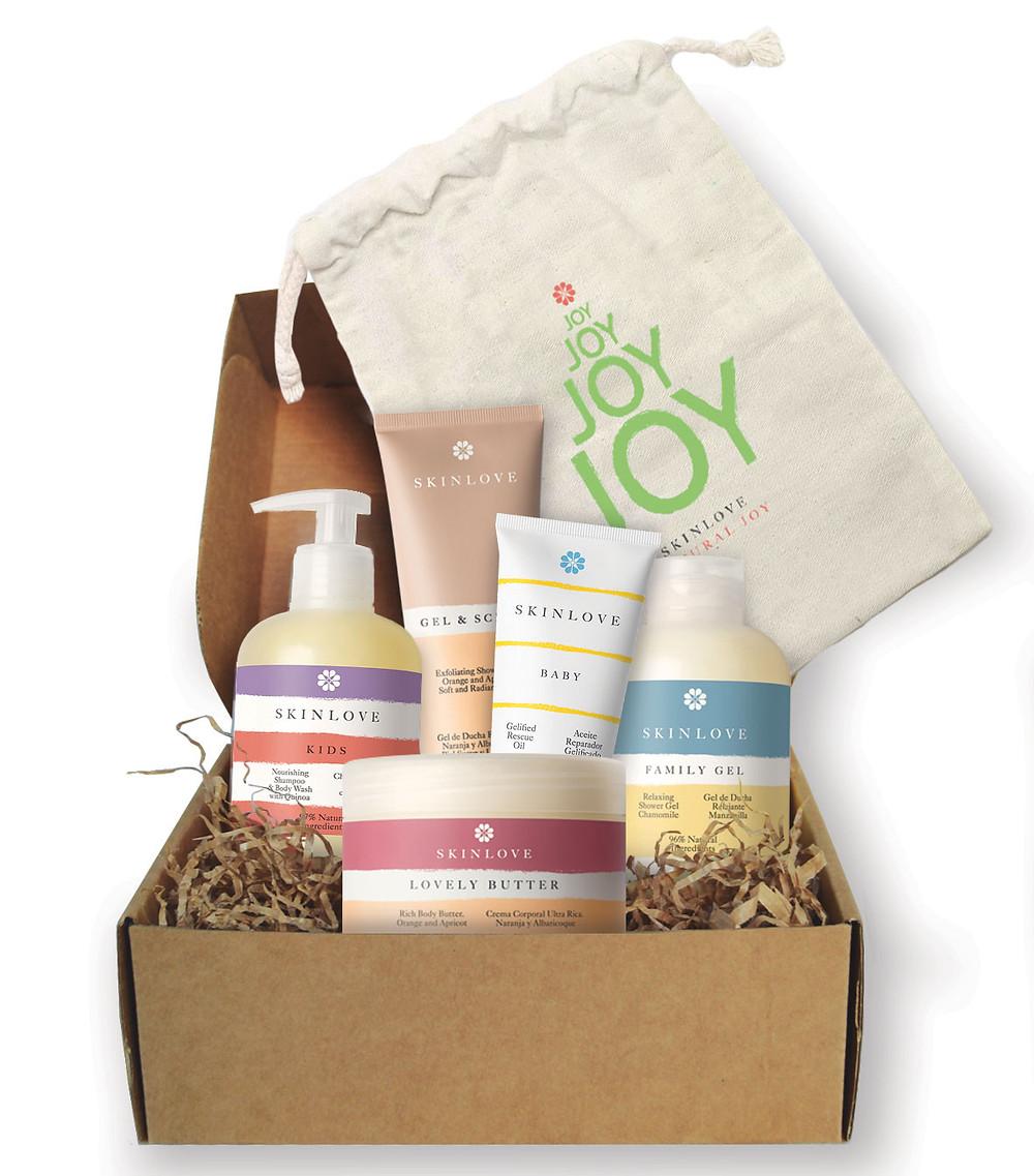 Pack Natural Joy de Skinlove