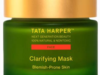 Tata Harper lanza una mascarilla clarificante con efecto bienestar