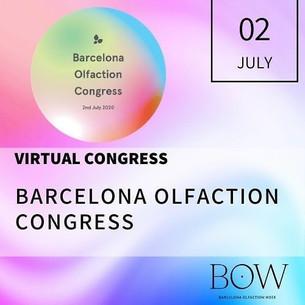 La Barcelona Olfaction Week concentrará las últimas investigaciones de la ciencia del perfume