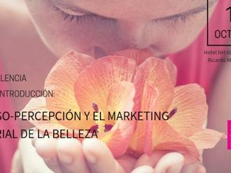 Interesante curso sobre senso-percepción y marketing sensorial de la belleza