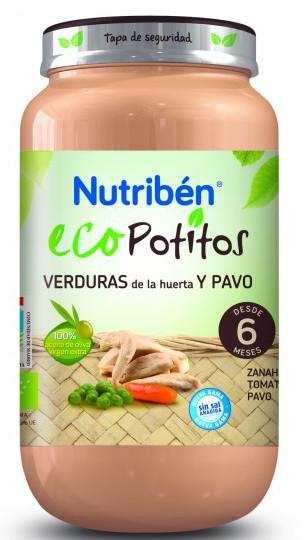 Eco Potitos Nutribén sin gluten