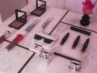 Douglas presenta la línea de maquillaje de Karl Lagerfeld para coleccionistas
