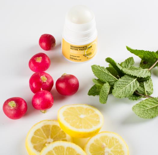 Para una micobiota saludable, el desodorante Active Protection de Freshly