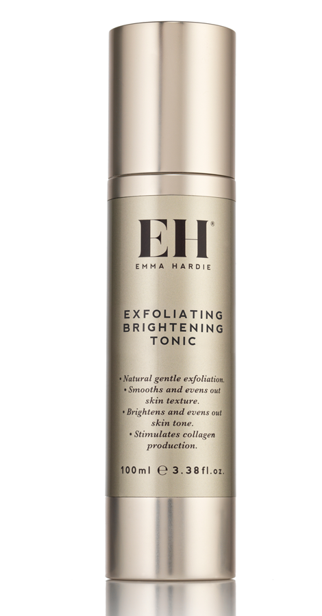 Exfoliating Brightening Tonic, de Emma Hardie