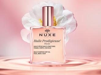 El aceite multiusos de Nuxe, ahora con olor a flores