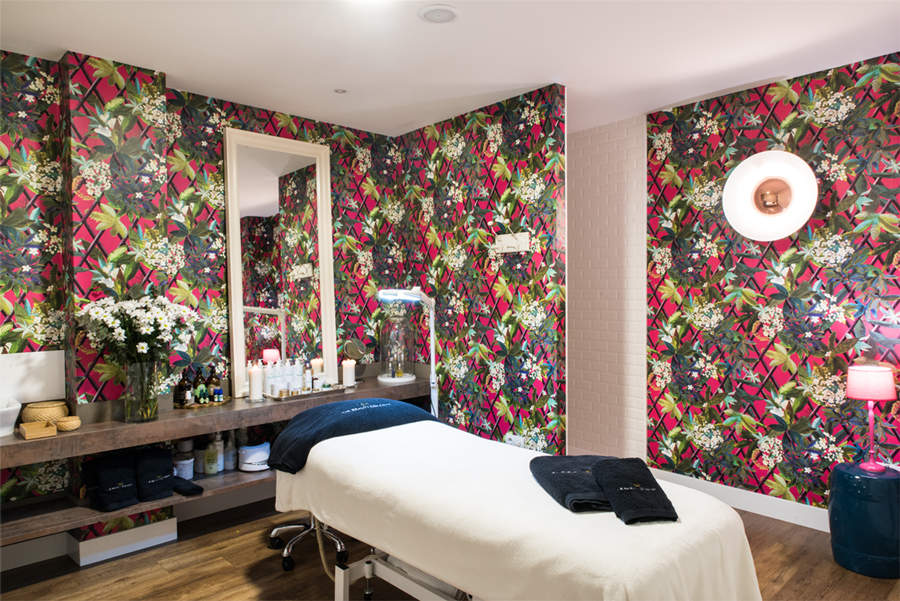 Cabina de The Beauty Concept