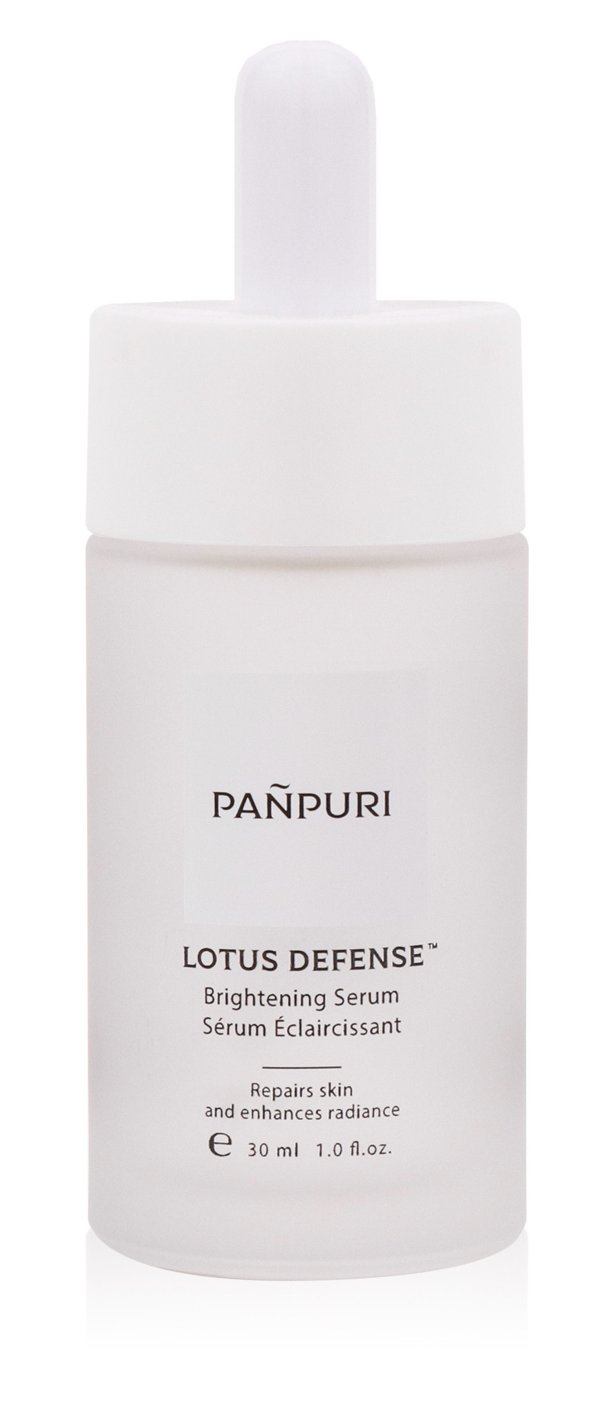 Serum Iluminador Lotus Defense de Pañpuri, ganador de premios de belleza