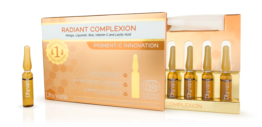 Ampolla Beauty Booster Radiant Complexion de Dhyvana