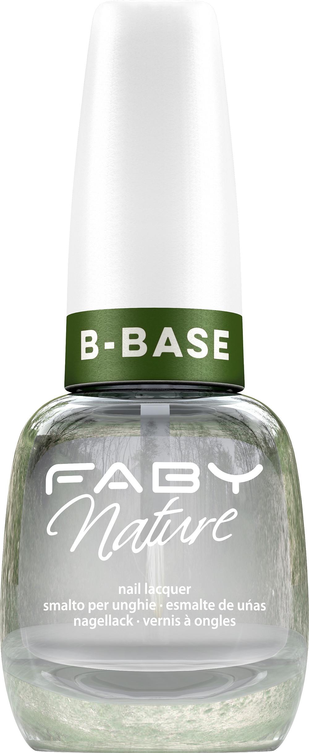 Base de uñas Faby Nature