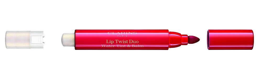 Lip Twist Duo de Clarins