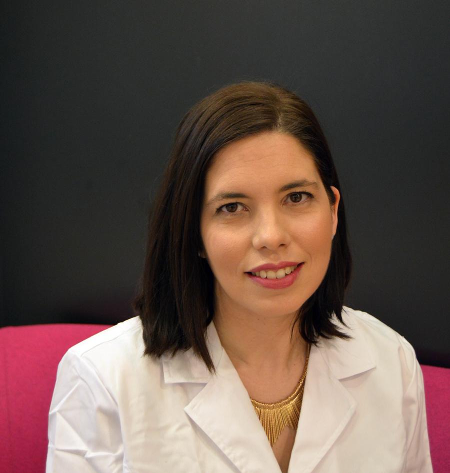 Laura Granados, responsable de bienestar Spirit Skin Bar