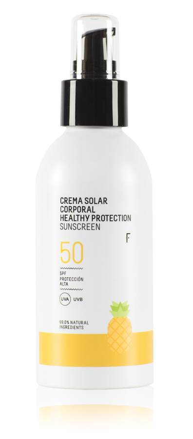 Crema Solar Corporal Healthy Protection, ​de Freshly Cosmetics