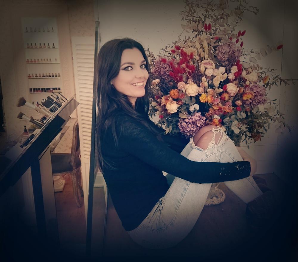 Cecilia Morales, fundadora de La Beauté de lÀme