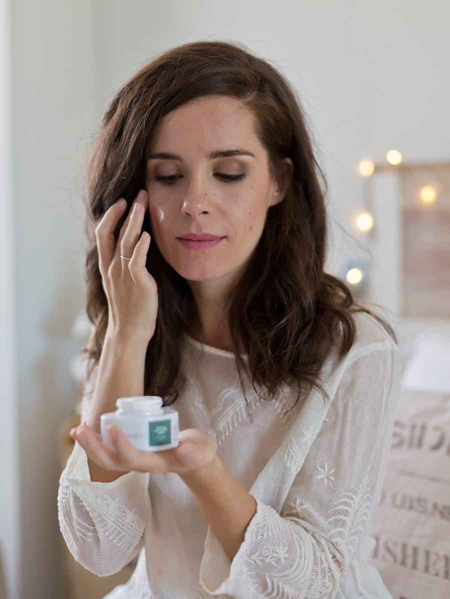 La actriz Nuria Gago es embajadora de Lanuba Cosmetics