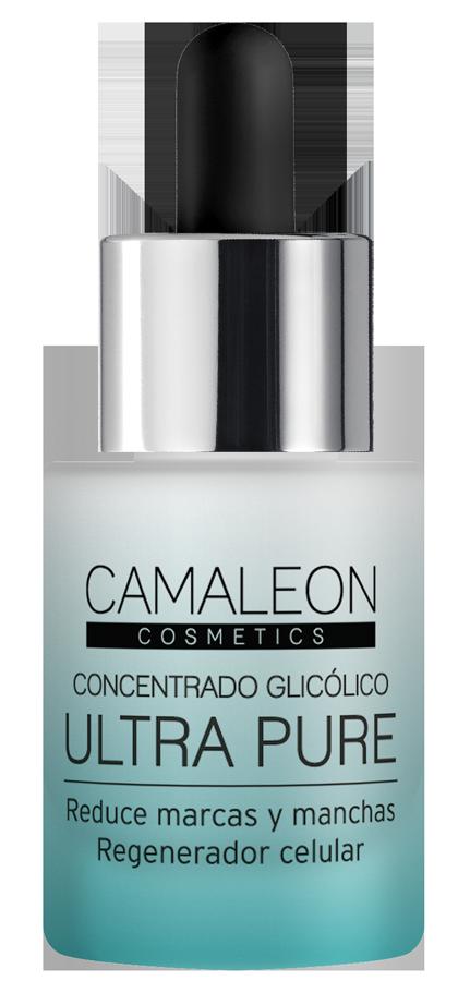 Concentrado Glicólico Ultra Pure, de Camaleon