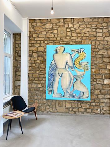 Exhibition view - Anastasia Bay