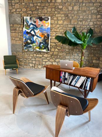 Office - Jonah Bache